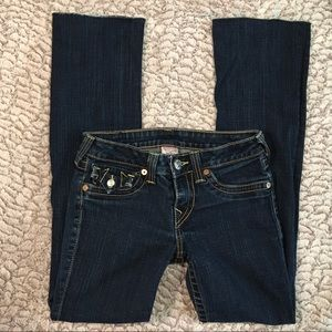 True Religion Jeans | Becky | 27x28
